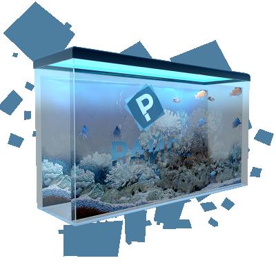 изготовление аквариумов на заказ